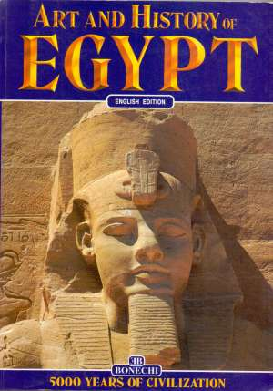 Alberto Carlo Carpiceci - Art and history of Egypt