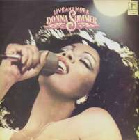 Gramofonska ploča Donna Summer Live And More LL 0603, stanje ploče je 10/10