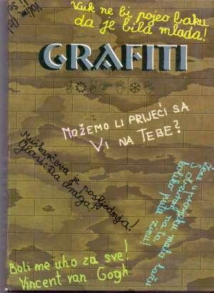 Grafiti - Zdravko bonifačić