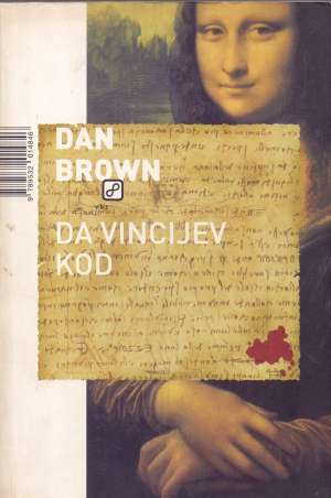 Brown Dan - Da Vincijev kod