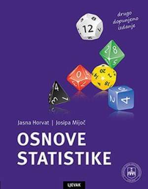 Jasna Horvat, Josipa Mijoč - Osnove statistike