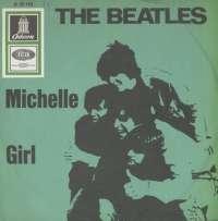 Michelle / Girl Beatles D uvez