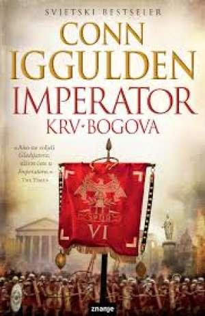 Imperator - krv bogova Iggulden Conn meki uvez