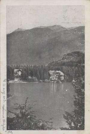 Hotel in dependanca Sv. Janez ob Bohinjskem jezeru Ex Jugoslavija