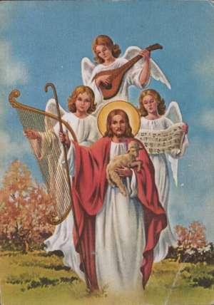 Isus Krist i anđeli Ostalo