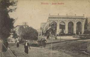 Abazzia - Bazar Mandria Dopisnice