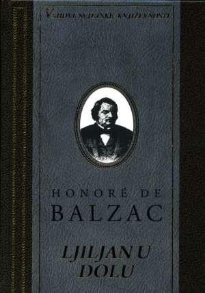 Balzac Honore De - Ljiljan u dolu