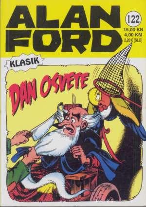 Alan Ford Klasik - Dan osvete br 122