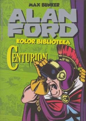 Centurion br 4 Alan Ford - Kolor Biblioteka meki uvez