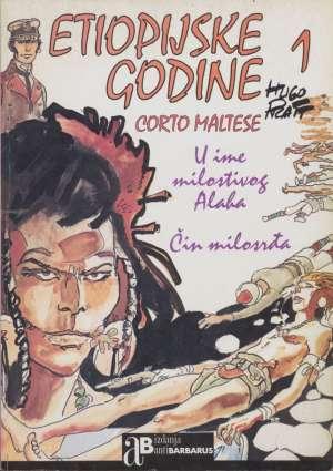 Corto Maltese - Etiopijske godine 1
