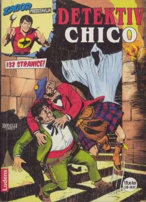 Detektiv Chico - posebno izdanje Zagora Zagor meki uvez