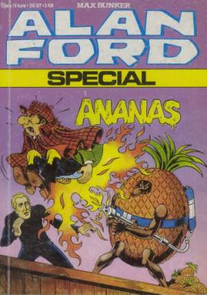 Alan Ford Special  Br.12 - Ananas