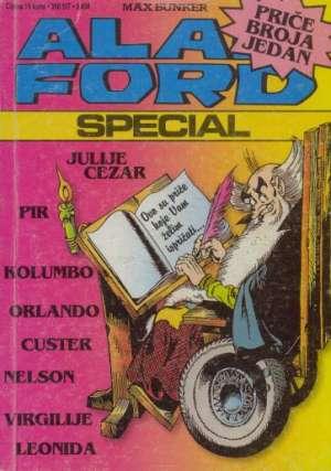 Priče broja jedan Alan Ford Special meki uvez