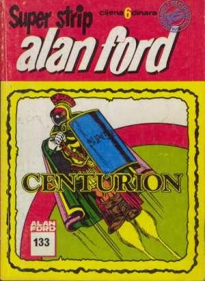 Centurion br 133 Alan Ford Superstrip meki uvez