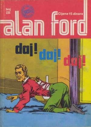 Alan Ford  Br 235 - Daj! Daj! Daj!