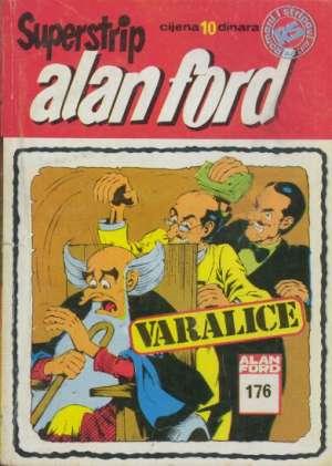 Alan Ford Superstrip - Varalice br 176