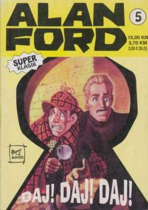 Alan Ford Superklasik - Daj! Daj! Daj! br 5