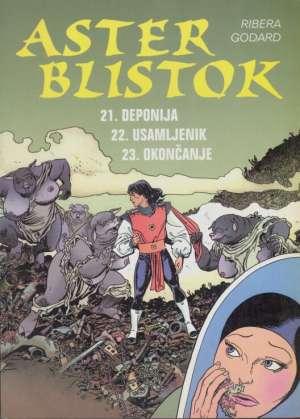 Aster Blistok - 21 / 22 / 23 Godard & Ribera meki uvez