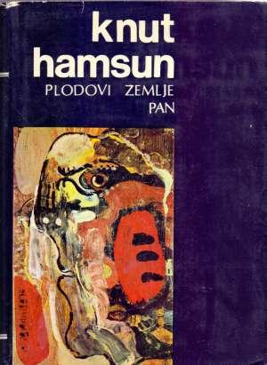 Plodovi zemlje, Pan Hamsun Knut tvrdi uvez