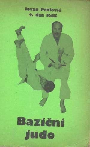 Bazični judo Jovan Pavlović meki uvez