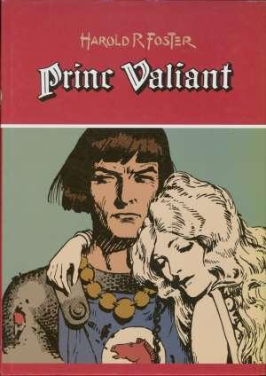 Princ Valiant 4: knjiga četvrta Harold R. Foster tvrdi uvez