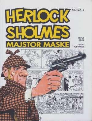 Herlock Sholmes - Majstor maske knjiga 1 Jules / Furtinger tvrdi uvez