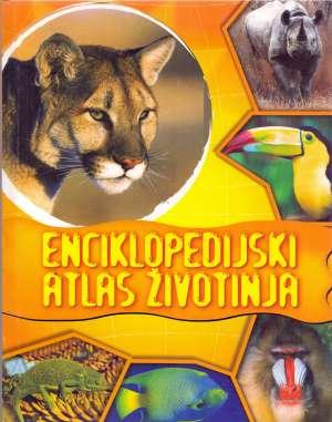 Enciklopedijski atlas životinja Nada Pintarić Prevela tvrdi uvez