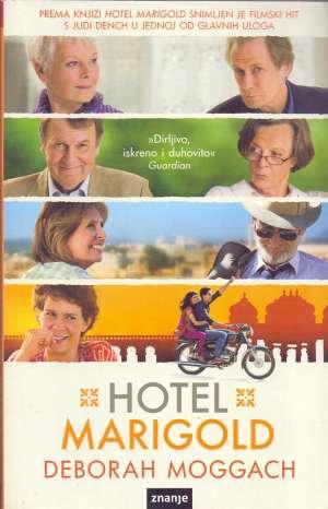 Hotel Marigold Moggach Deborah meki uvez