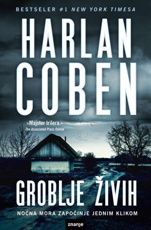 Groblje živih Coben Harlan meki uvez
