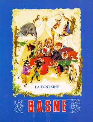Basne La Fontaine, Ilustrirao Vladimir Kirin meki uvez