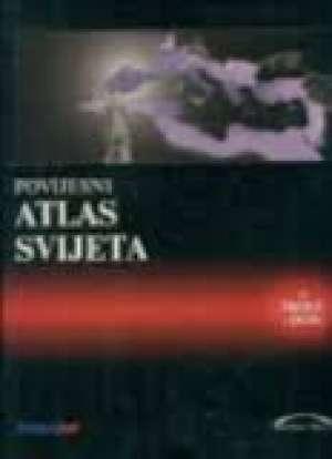 Povijesni atlas svijeta za školu i dom Denis Šehić I Demir Šehić tvrdi uvez
