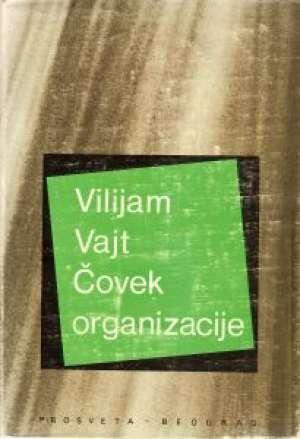čovek organizacije Vilijam Vajt tvrdi uvez