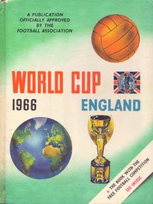 World cup england 1966 S.a. tvrdi uvez