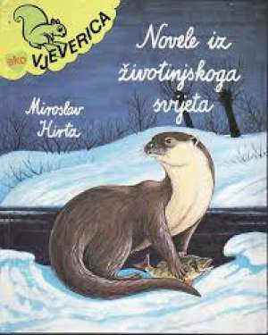 Novele iz životinjskog svijeta Hirtz M+Miroslav tvrdi uvez