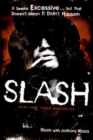 Slash Anthony Bozza meki uvez