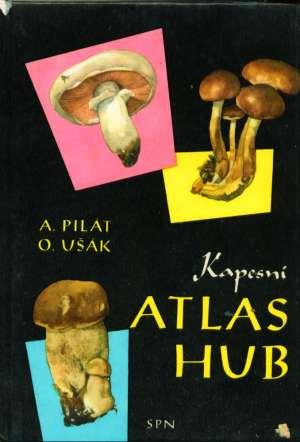 Albert Pilat, Otto Usak - Atlas hub (atlas gljiva) - na češkom
