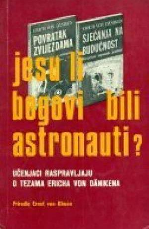 Jesu li bogovi bili astronauti ? Ernst Von Khuon tvrdi uvez