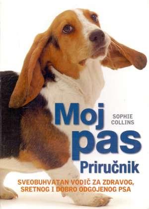 Moj pas - priručnik Sophie Collins meki uvez