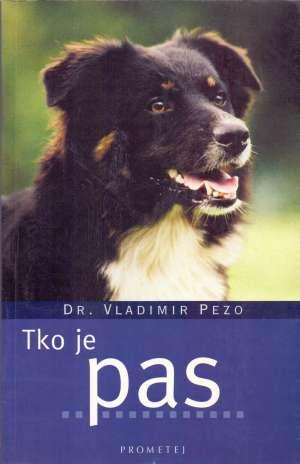 Tko je pas Vladimir Pezo meki uvez