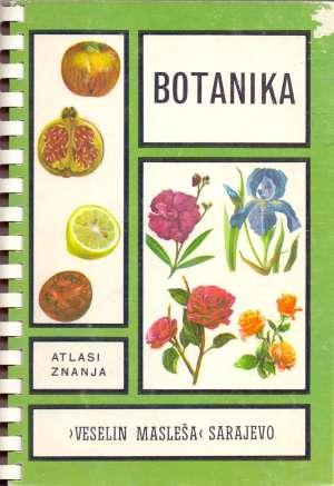 J.M. Tomas - Domenek - Botanika