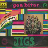Gramofonska ploča Jigs Goa Bitar 5 MLPH 1065, stanje ploče je 8/10