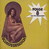 Gramofonska ploča Schlüsselloch Folge 8 - Riesen-Sauereien Schlüsselloch Folge 8 - Riesen-Sauereien PS 113, stanje ploče je 9/10