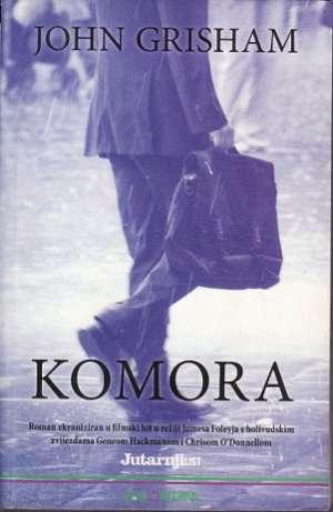 Komora* Grisham John meki uvez