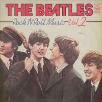 Gramofonska ploča Beatles Rock N Roll Music Vol. 2 MFP 50507, stanje ploče je 9/10