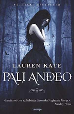Kate Lauren - Pali anđeo *