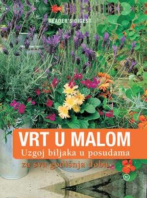 Vrt u malom G.A. tvrdi uvez