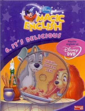 Isabelle Demolin/uredila - Magic english - 6. its delicious