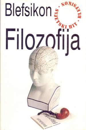 Blefsikon - filozofija Jim Hankinson meki uvez