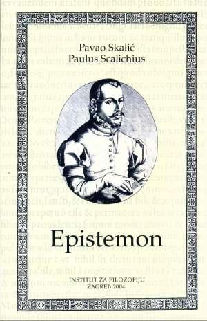 Epistemon (latinski i hrvatski) Pavao Skalić (paulus Scalichius) meki uvez