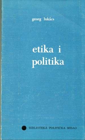 Etika i politika Georg Lukacs meki uvez